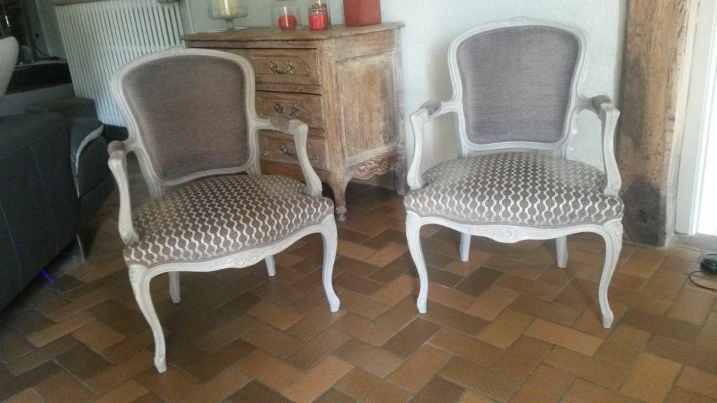 fauteuils cabriolet près de Nemours